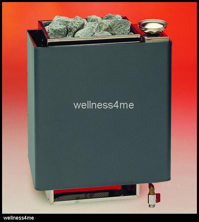 6kw eos kombi saunaofen bio sauna ofen made in germany mit steine ebay. Black Bedroom Furniture Sets. Home Design Ideas