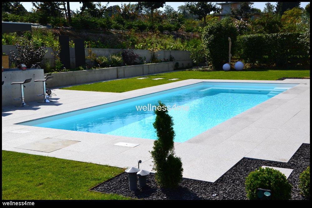 6x3 5m kunststoff schwimmbad pp schwimmbecken pool set ebay